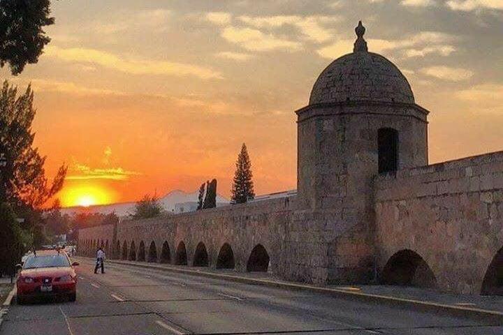 El amanecer en este bello estado Foto: Casa de la loma estrella