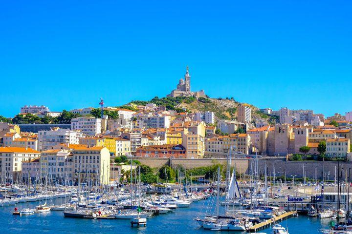 Pinterest Foto: Marsella, mi viaje a Europa