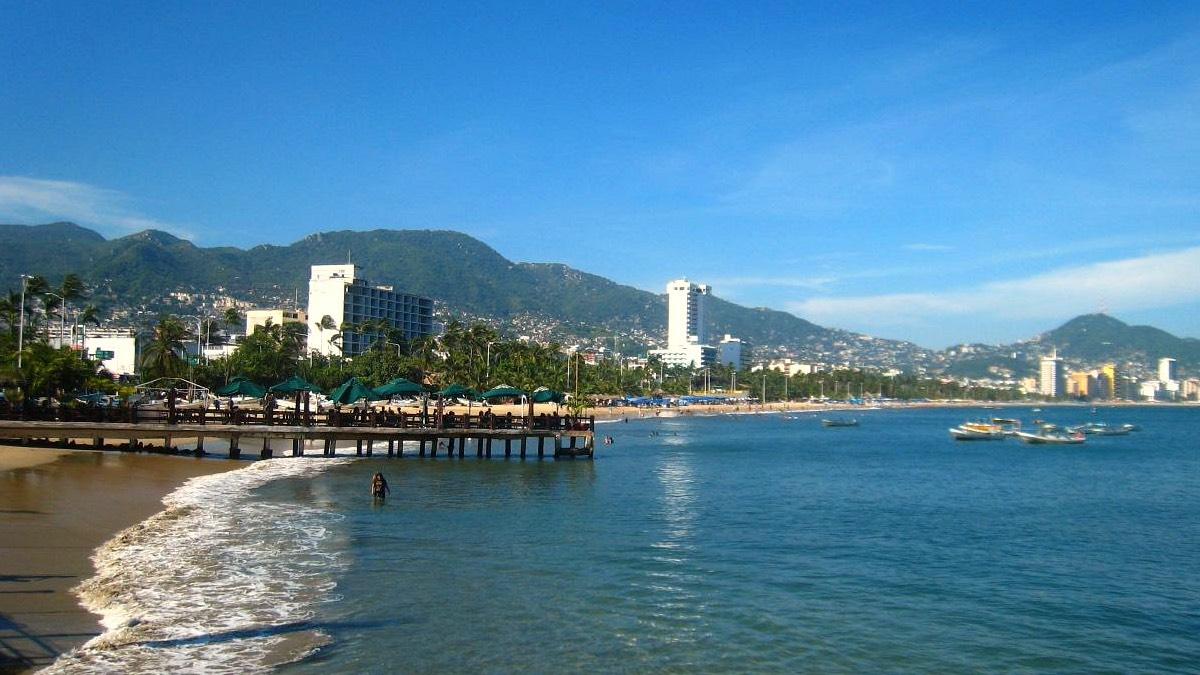 """campaña_ ¡Mamá, estoy en Acapulco!"""". Foto yosuke"""