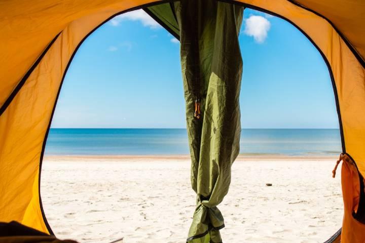 Camping en Tulum Foto: Top Adventure