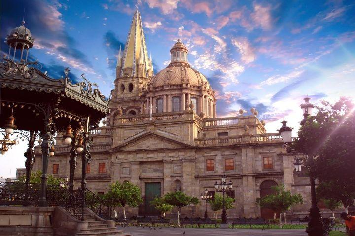 Guadalajara Foto: Catedral de Guadalajara