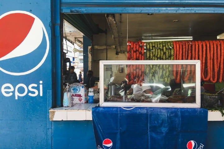 La comida mexicana y Pepsi tienen una estrecha relación. Foto: Sol Salute