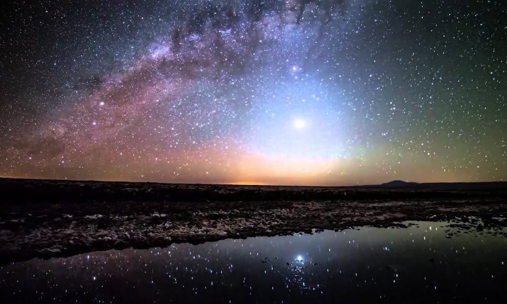 Desierto de Atacama Foto: youtube