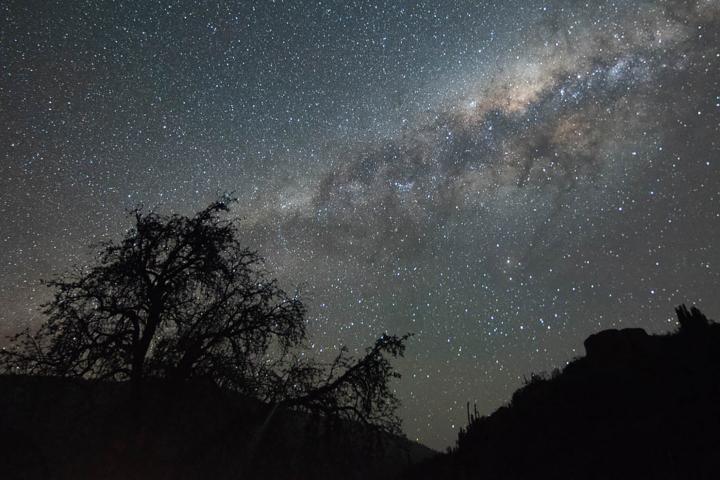 Ten un avistamiento de estrellas maravilloso en el Parque Astronómico Montsec. Foto: Archivo (Imagen de aspecto)