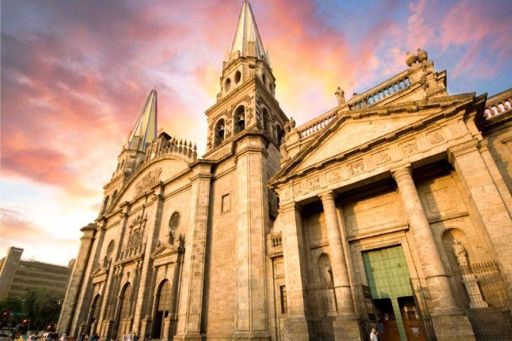 El heraldo de México Foto: Catedral de Guadalajara