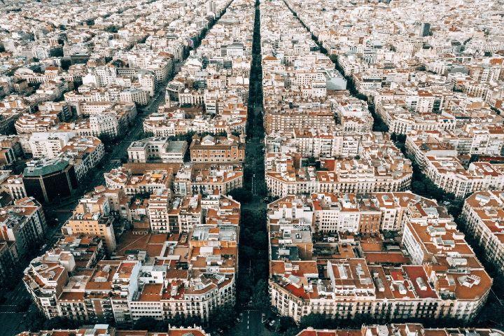 Pinterest Foto: Barcelona, mi viaje a Europa con amigos