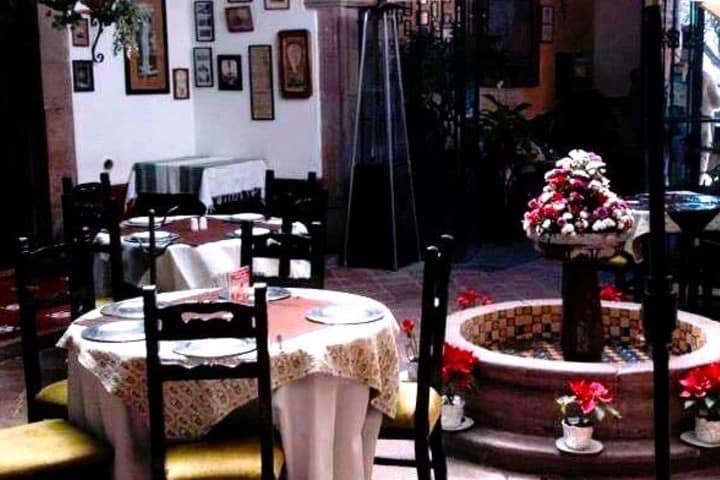 Restaurante Las Monjas Foto: Ciudad y Poder