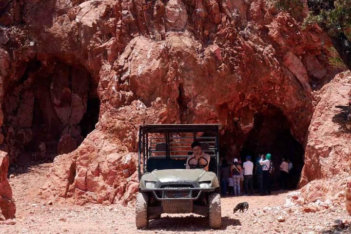 Recorridos en jeep Foto: Dónde Ir