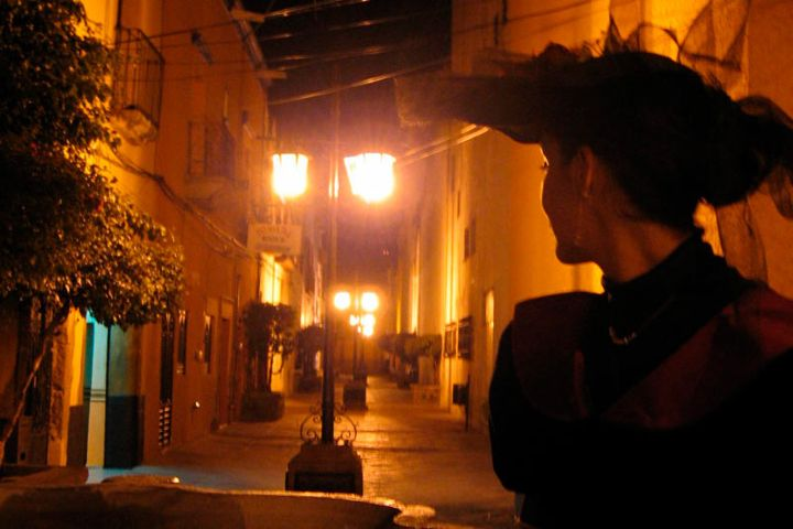 Paseo en Querétaro Foto:Noches de Leyenda Querétaro