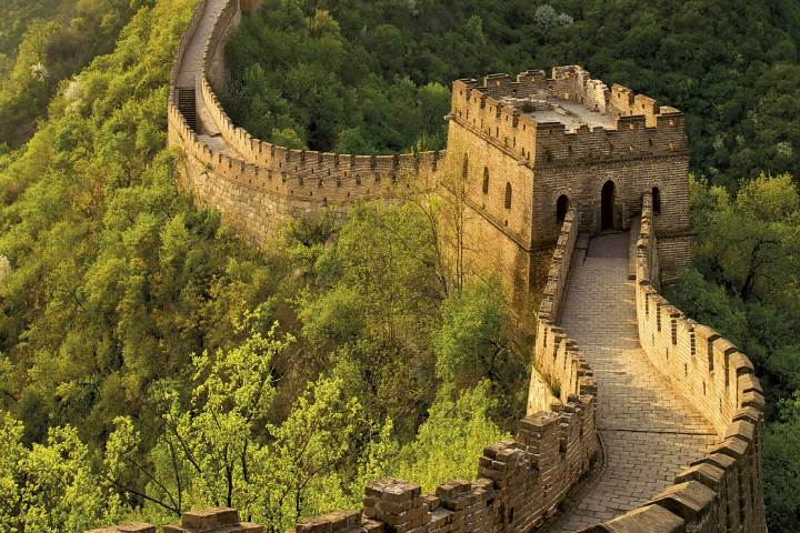 muralla- Historia National Geographic