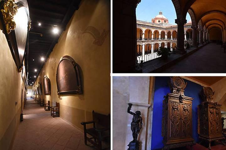 Museo regional de Querétaro Foto: Diario de Querétaro