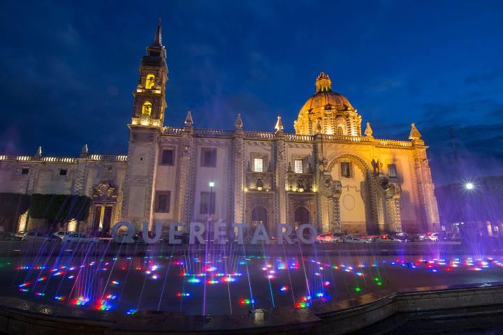 Museo en Querétaro Foto: Megalópolis