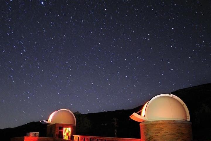 Los observatorios del Parque Astronómico Montsec son increíbles. Foto: Archivo