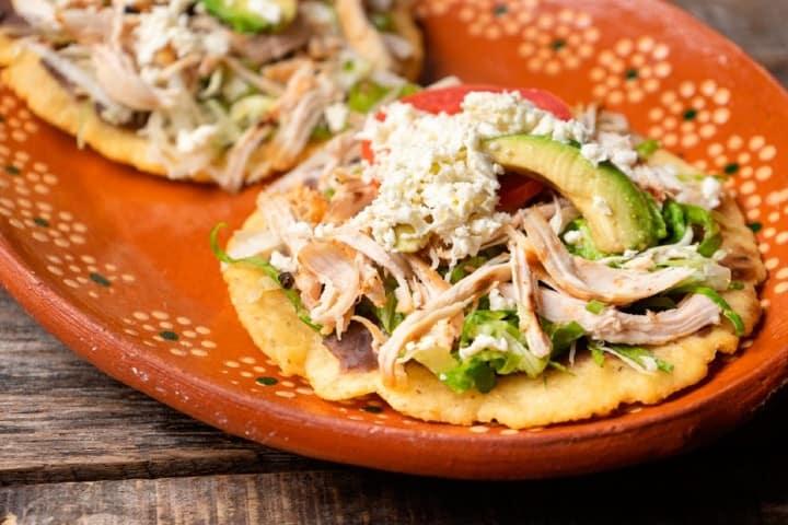 Los panuchos maravillaron de manera gastronómica nuestro viaje a Campeche. Foto: Gourmet de México