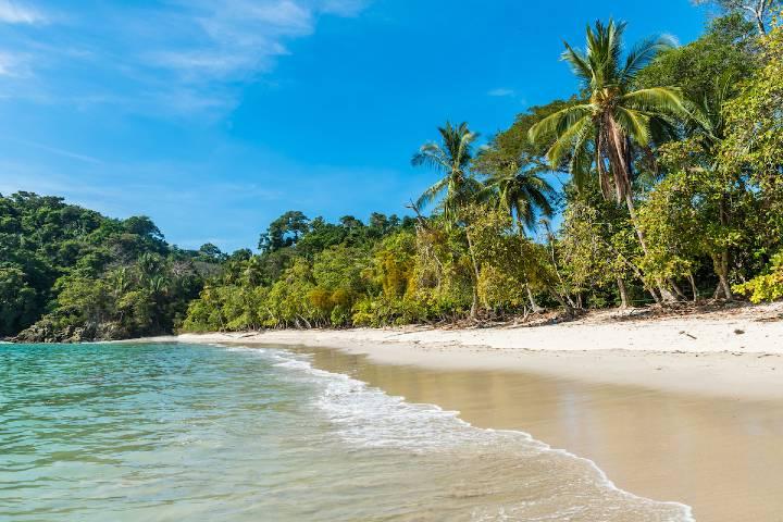 Playa en Costa Rica Foto: Rutas de Escape – Logitravel