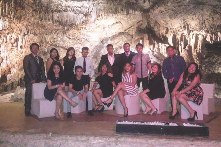 Restaurante Alux en mi viaje con amigos Foto: Alondra Chaparro