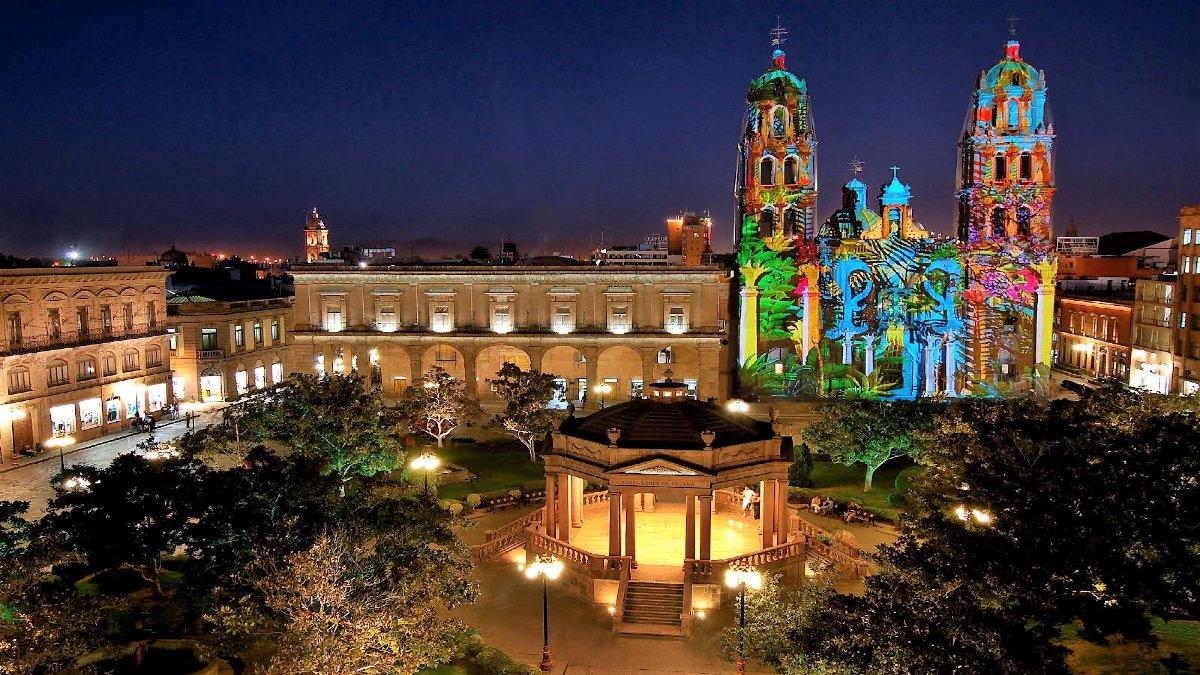 Negocios y convenciones Foto: Noches de Leyenda Querétaro