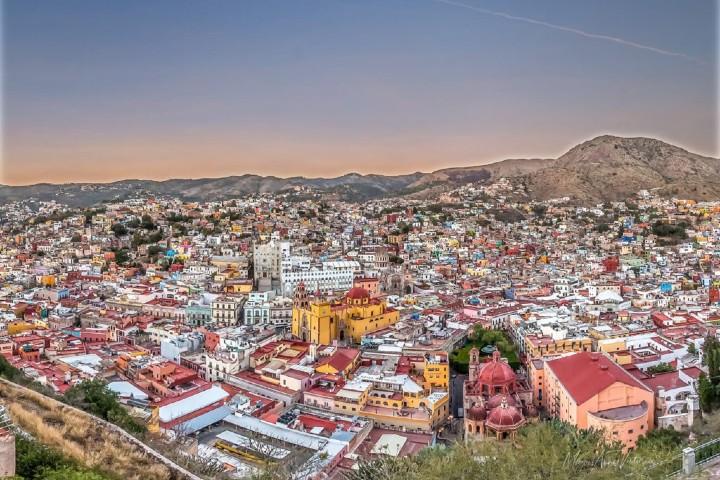 Vista del mirador Foto: Mi México 360