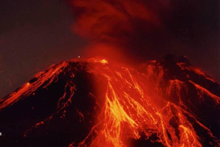 Volcán el Arenal Foto: Toño Ruiz