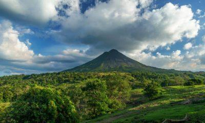 Volcán el Arenal en Costa Rica Foto: Adobe Rent a Car