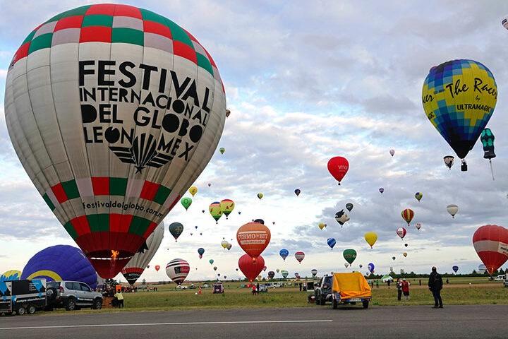 ¿Listo para disfrutar de éste evento? Foto: Tiempo Libre Querétaro