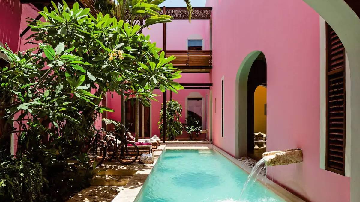 Hotel boutique Rosas y Xocolate Foto: Expedia
