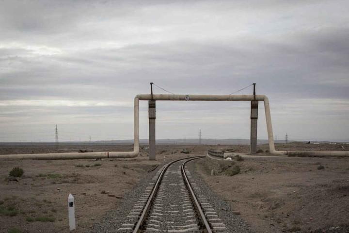 Vías de tren Foto: El Español