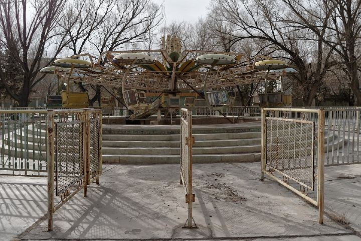 Fera abandonada Foto: Meristation