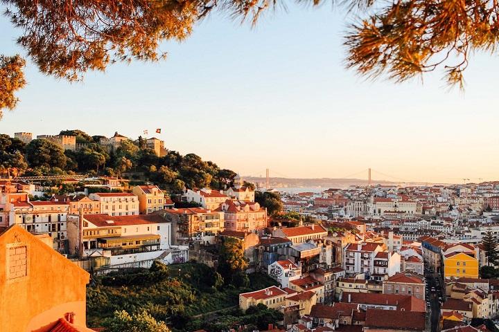 Podrás recorrer las 7 colinas de Lisboa, sin duda un recorrido muy interesante y bello. Foto: Godwana Experiences
