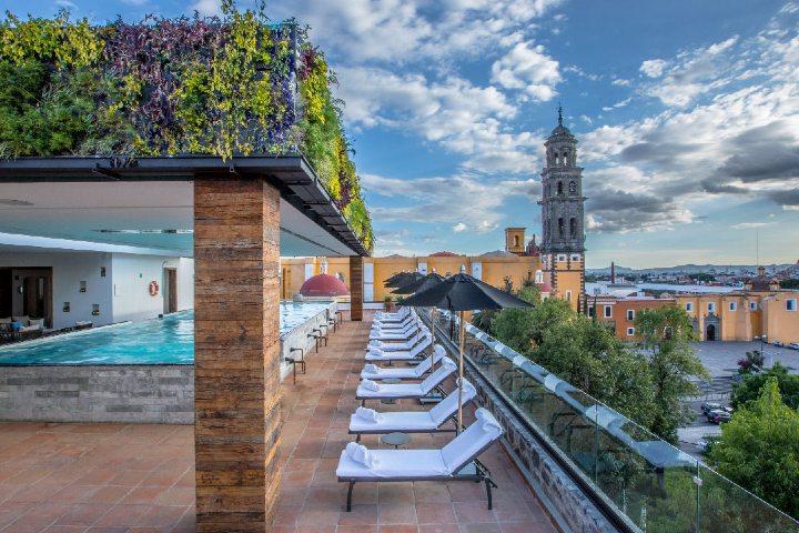 App para reservar en hoteles exclusivos