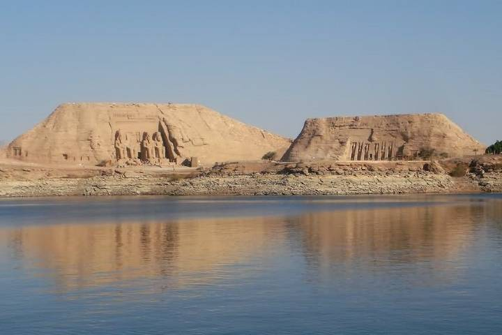 Abu Simbel Foto: G-tour
