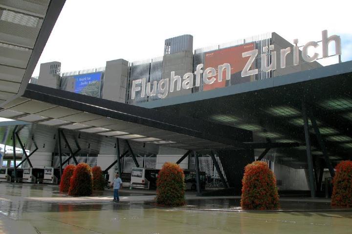 Aeropuerto Zurich Foto: Aeropuertos Net