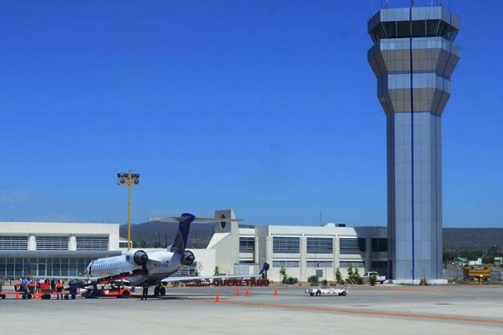 Aeropuerto de Querétaro. Foto: Real Estate Market & Lifestyle