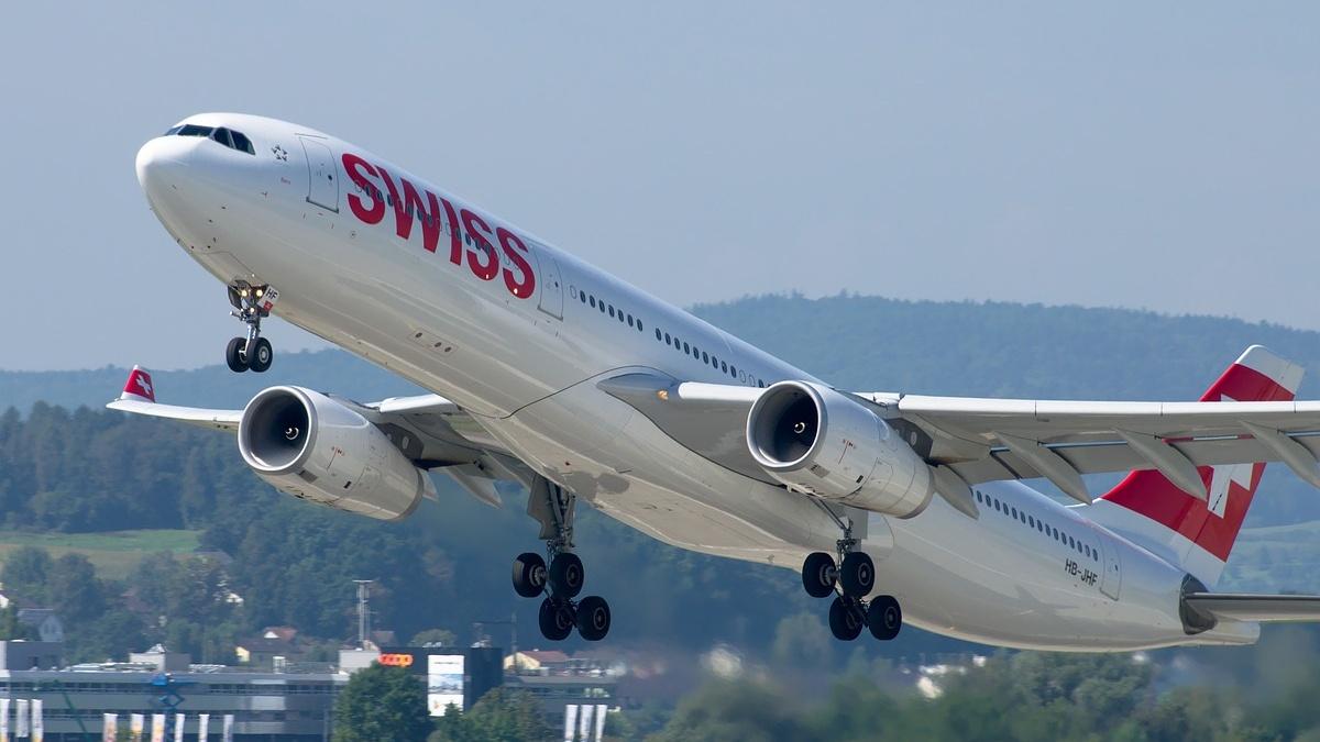 Aeropuerto de Zurich. Foto por Pixabay