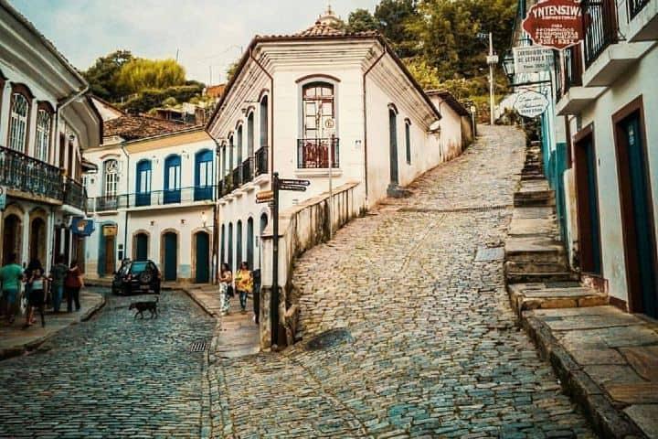 Disfruta sus hermosas calles empedradas Foto: ourpreto