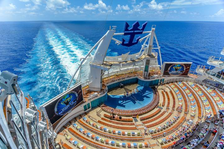Aqua theater Foto: crucero fun