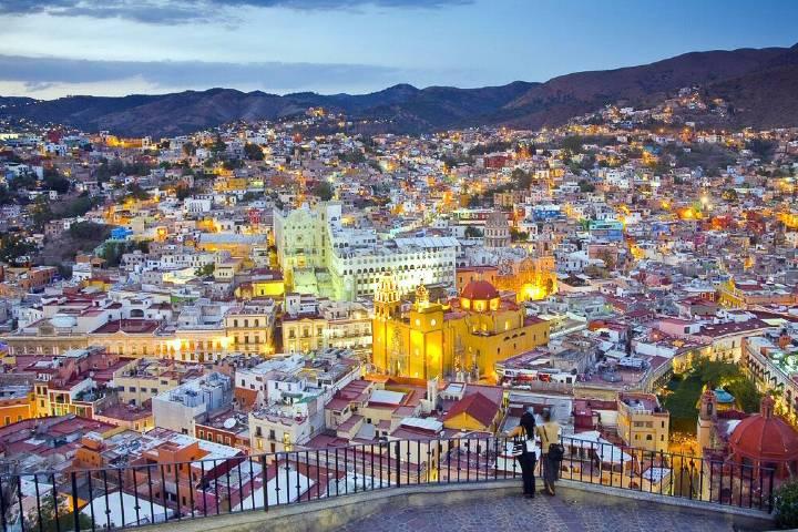 Mirador de El pipila en Guanajuato Foto: Guías Viajar