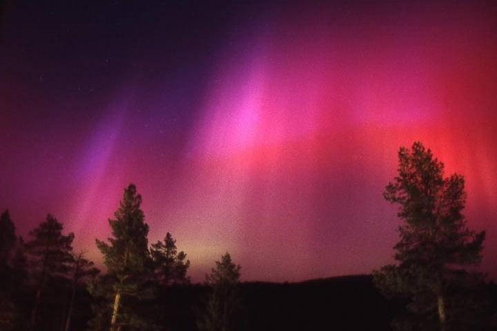 ¿Listo para ver auroras boreales en Cabo Norte, Noruega? Foto: Agencia SINC