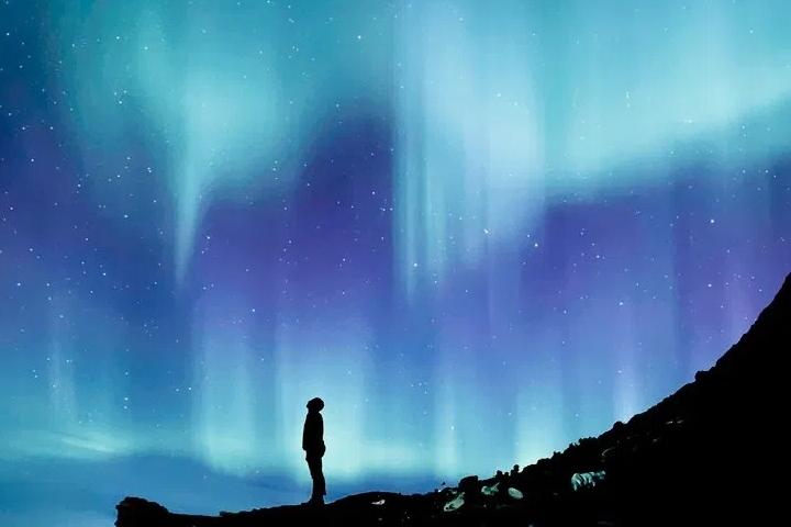 Ir a Cabo Norte, Noruega a avistar una aurora boreal ¡Es fascinante! Foto: Los Viajes de Mary