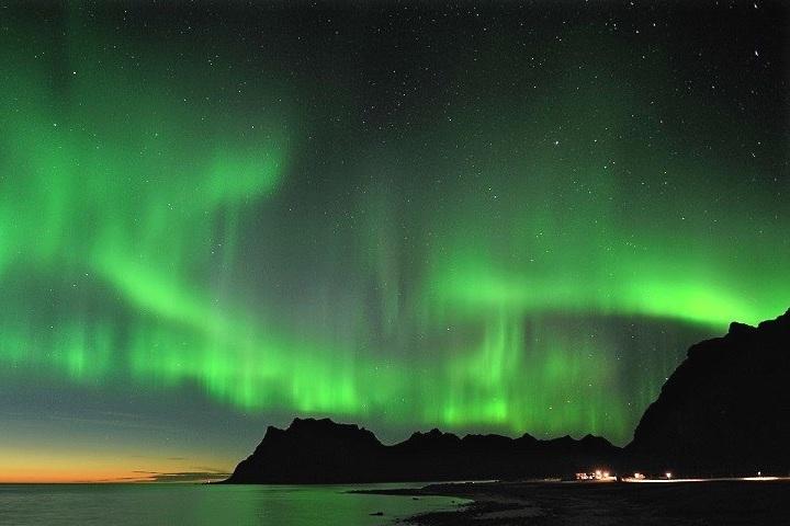 Avistar una aurora boreal es algo inexplicable ¡Tienes que vivirlo! Foto: Lugares de nieve
