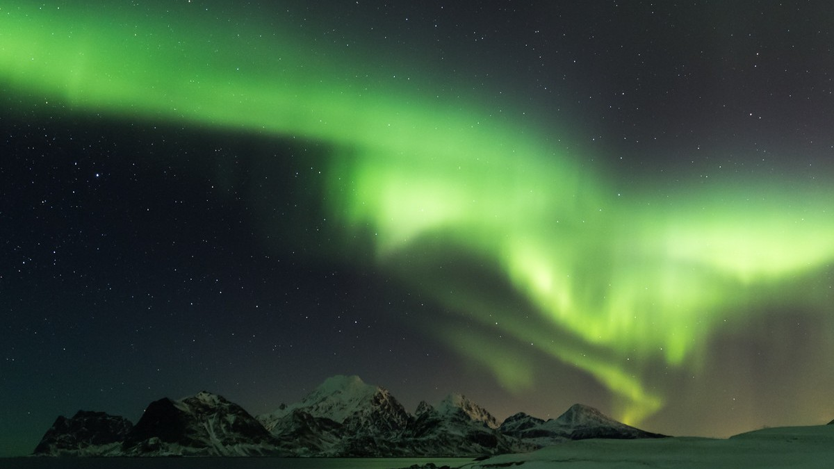 Auroras Boreales. Foto_ Flo73400