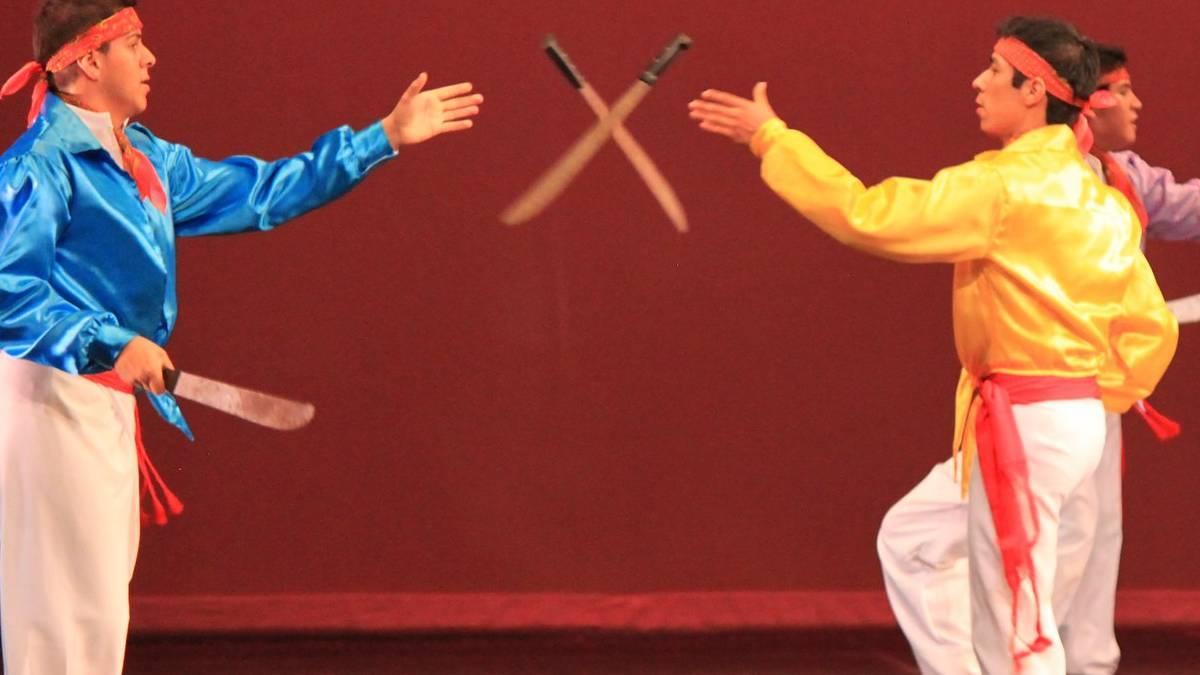 Baile de los Machetes de Nayarit