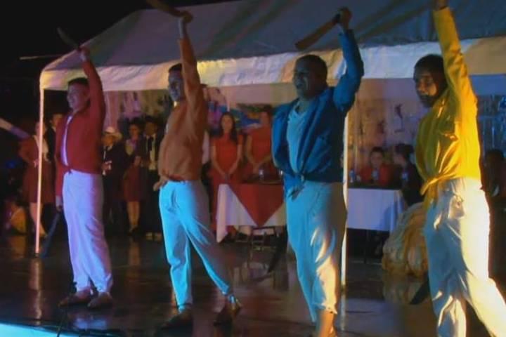 Baile de los Machetes