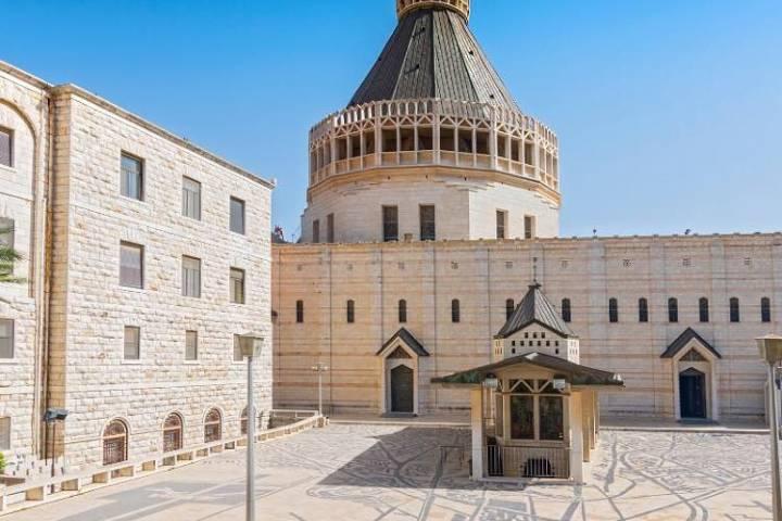 Basílica de la Anunciación, un lugar sagrado en Jerusalén. Foto: israel_story
