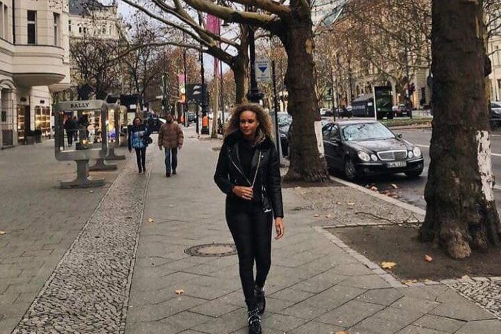 Berlín, otra de las ciudades irreconocibles durante Navidad. Foto janasuzan_