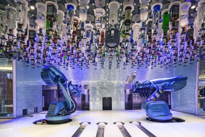 Bionic Bar Foto: keep cruising world