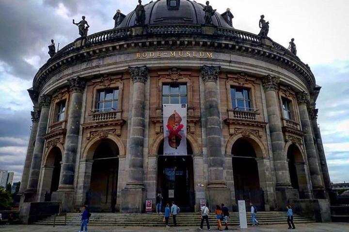 Bode Museum. Foto la_mari_arte