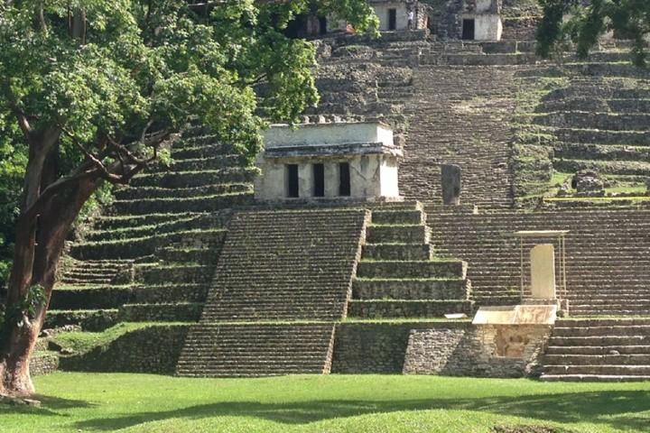 Bonampak México lindo y querido