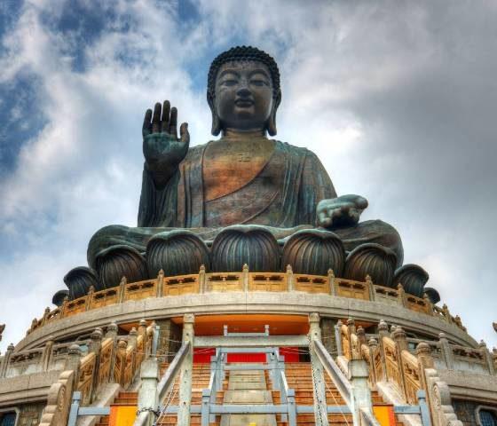 Buda Tian Tan Foto: El viajero-El país