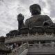 El gran Buda Tian Tan te saluda y te da la bienvenida. Guillermo Relaño